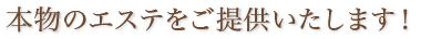 群馬の隠れ家エステサロン|小顔リフトアップ・痩身・体質改善・ダイエットならFINO(フィーノ)